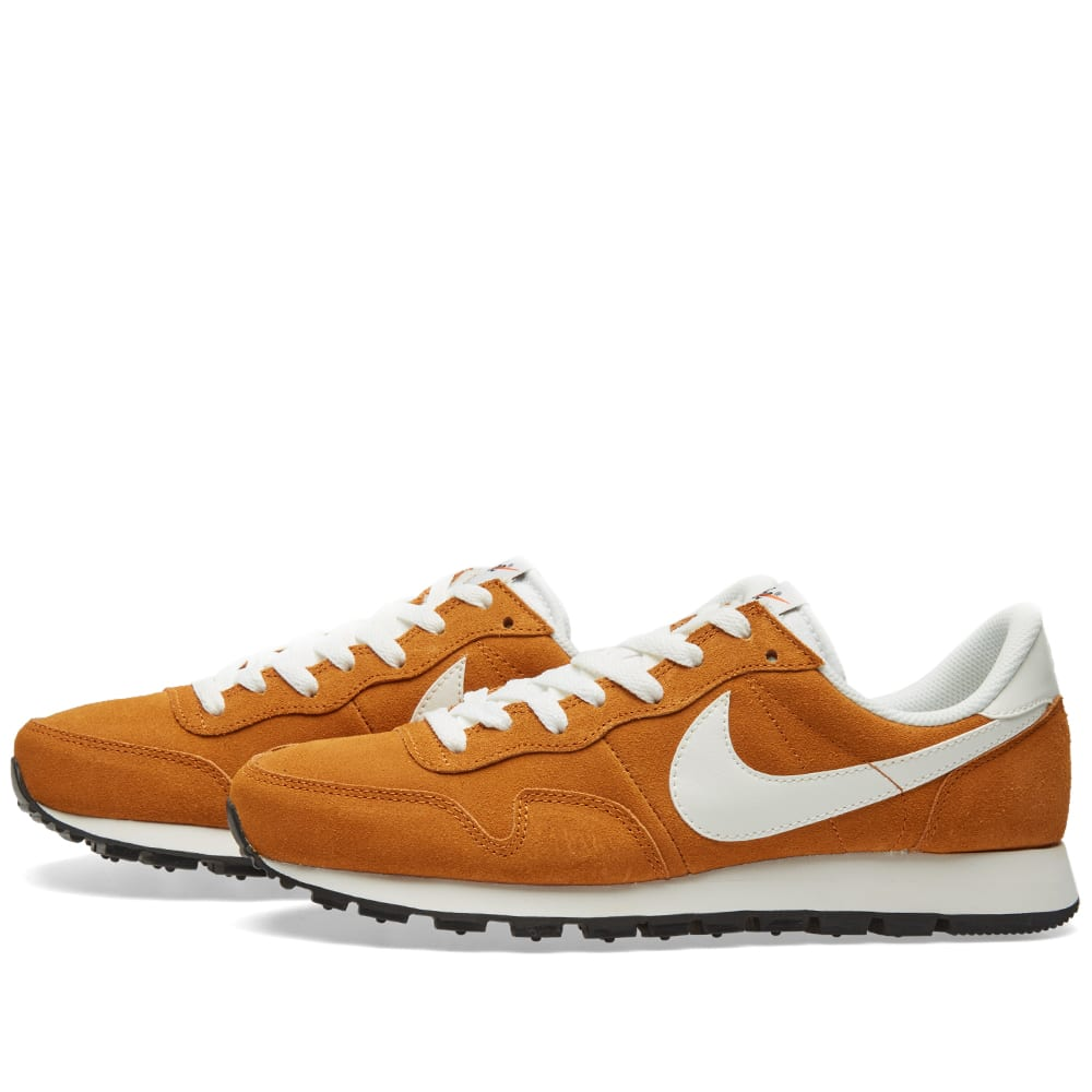 44cb129cbb2b Nike Air Pegasus  83 Leather Ginger   Summit White
