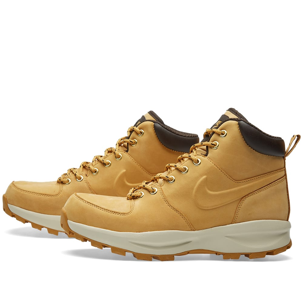outlet store a7593 f2fd4 Nike Manoa Leather Haystack   Velvet Brown   END.