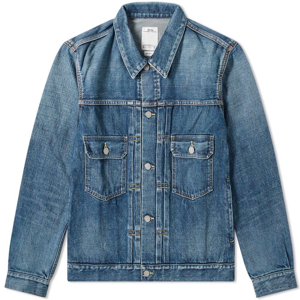 Visvim 101 Damaged 1001 Jacket by Visvim