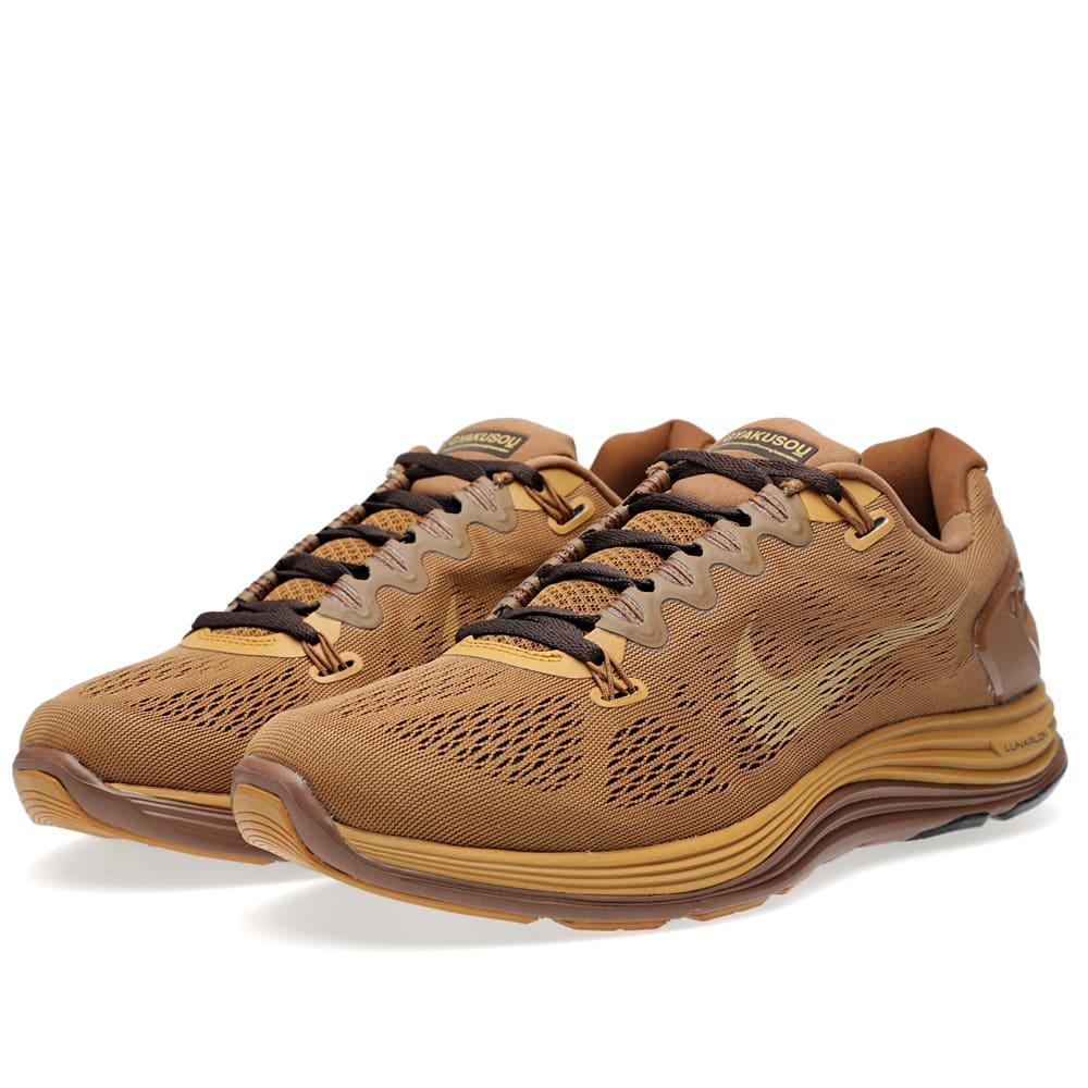 b65341d722ca Nike x Undercover Gyakusou Lunarglide+ 5 JP Flat Stout   Bronze