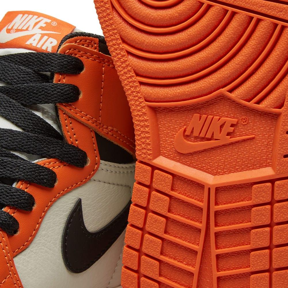 589b6479849b Nike Air Jordan 1 Retro High OG BG. Sail