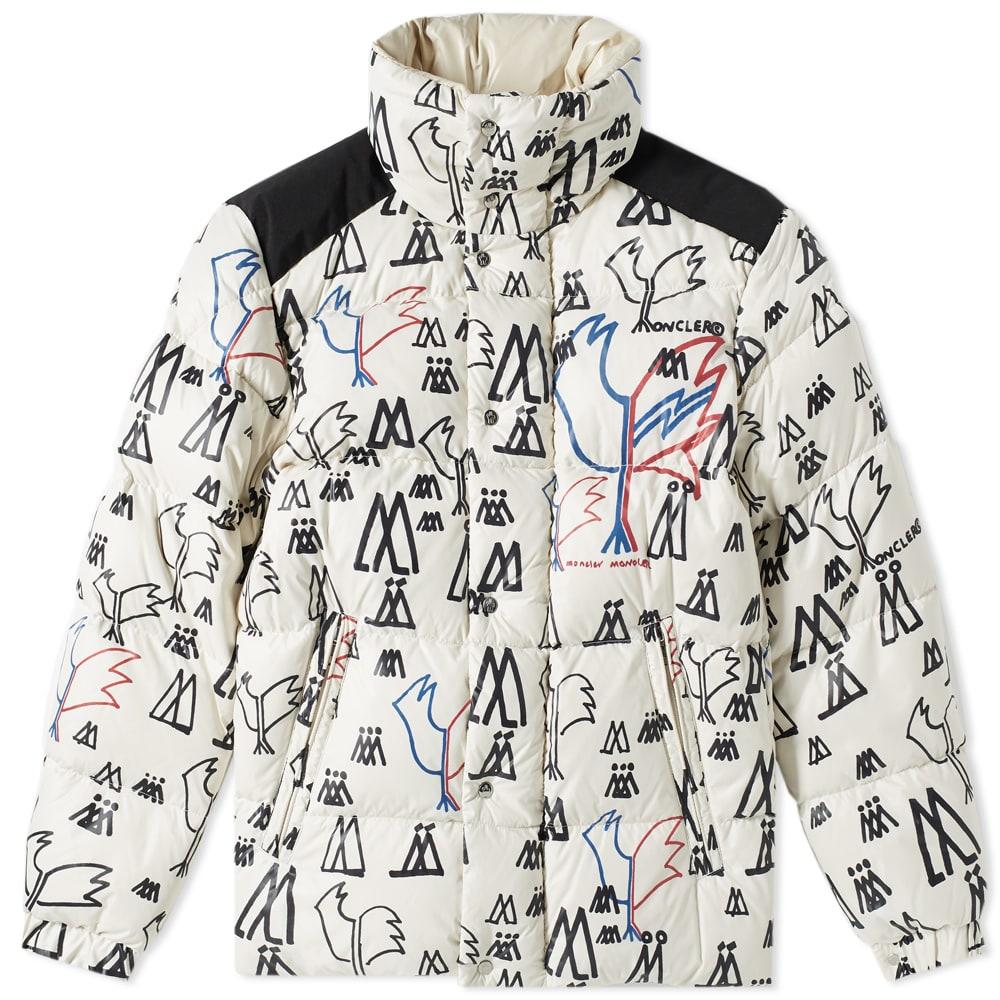 594ca8a0a Moncler Genius 2 Moncler 1952 Marennes Print Down Jacket