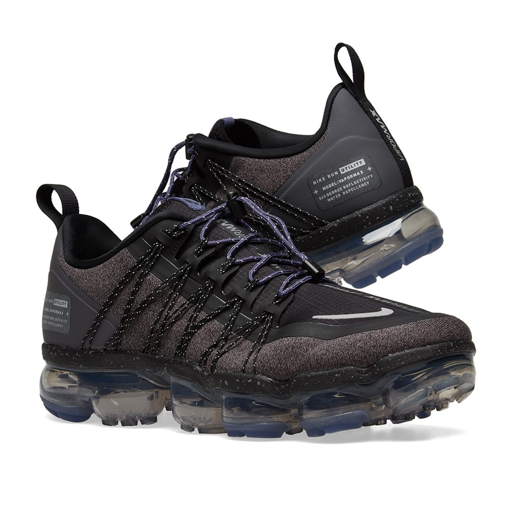 06ef0bd7ef069 Nike Air VaporMax Run Utility W. Black ...