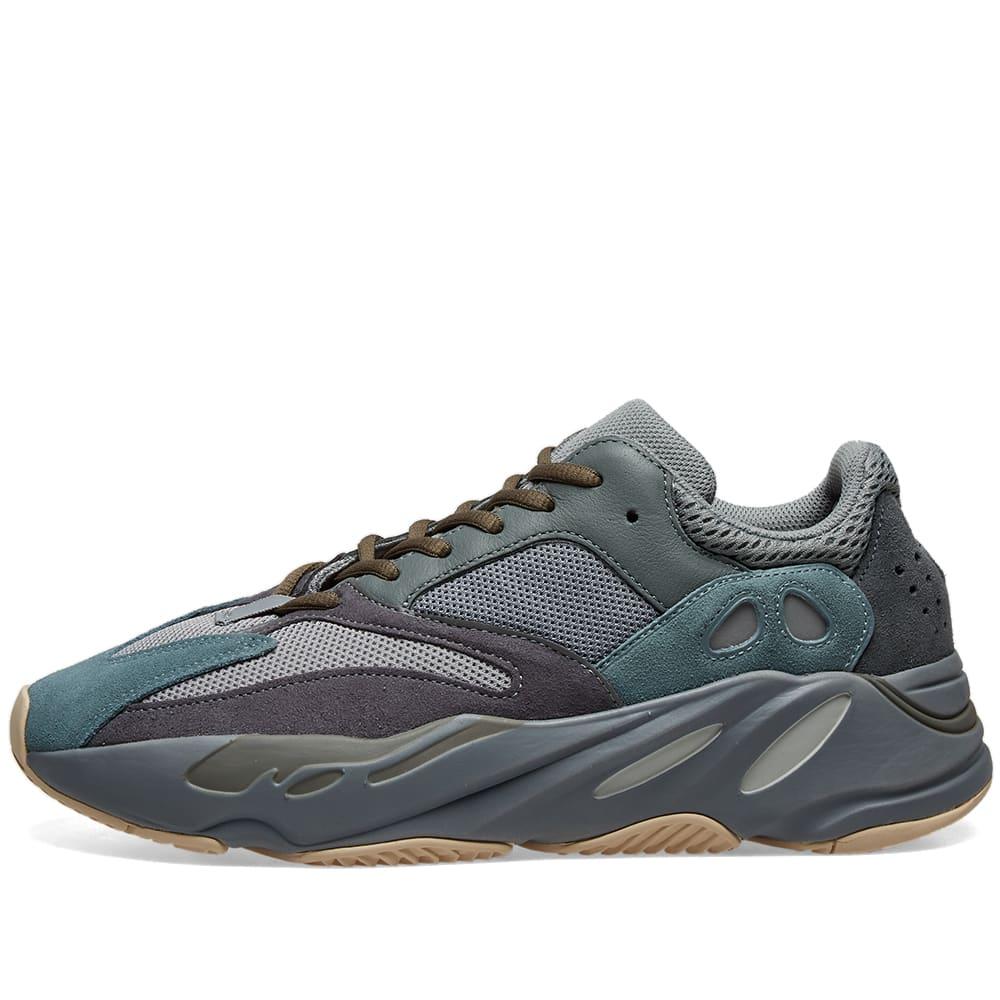 adidas Yeezy Boost 700 Teal Blue Release Date Sneaker Bar