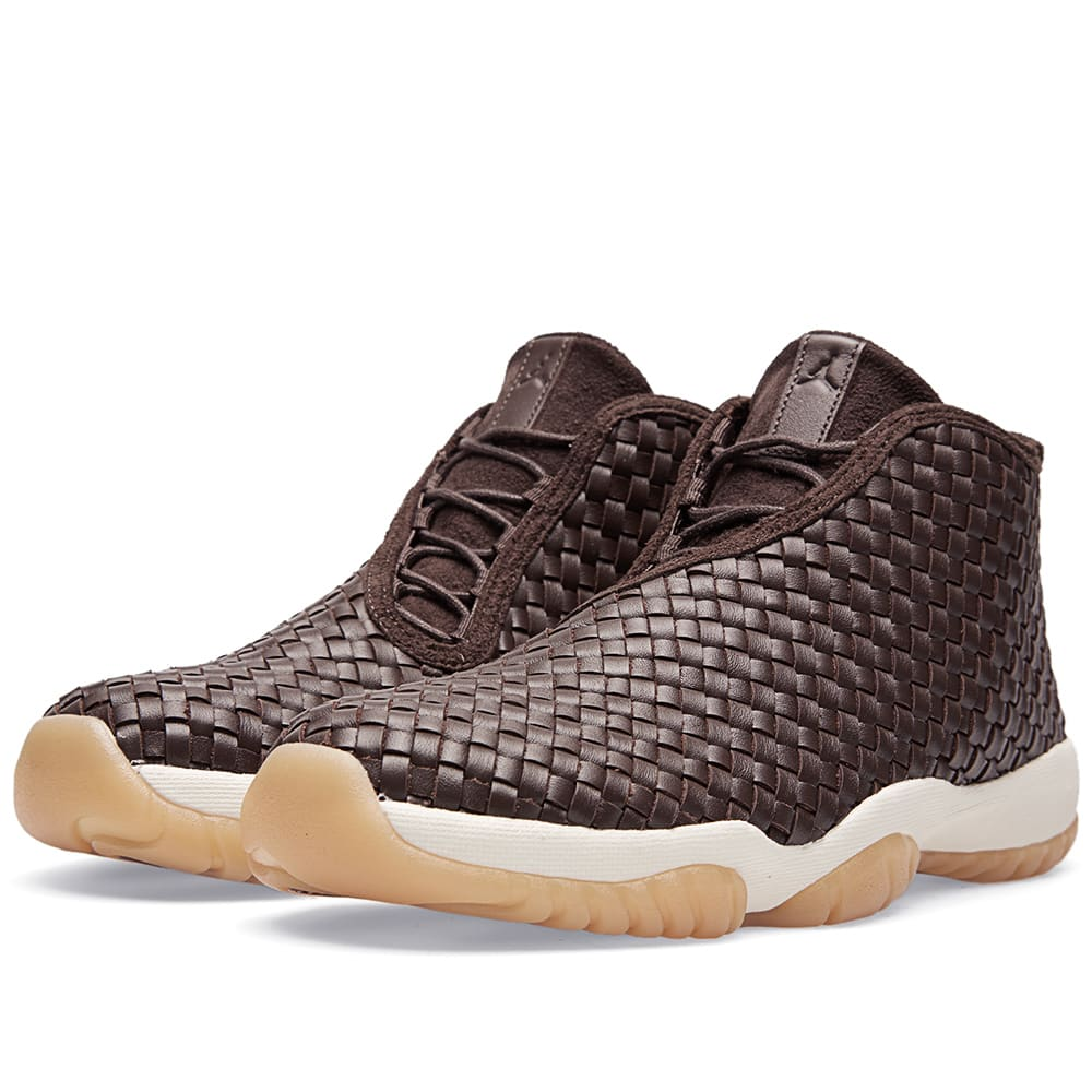caabd671db5c Nike Air Jordan Future Premium Dark Chocolate   Sail