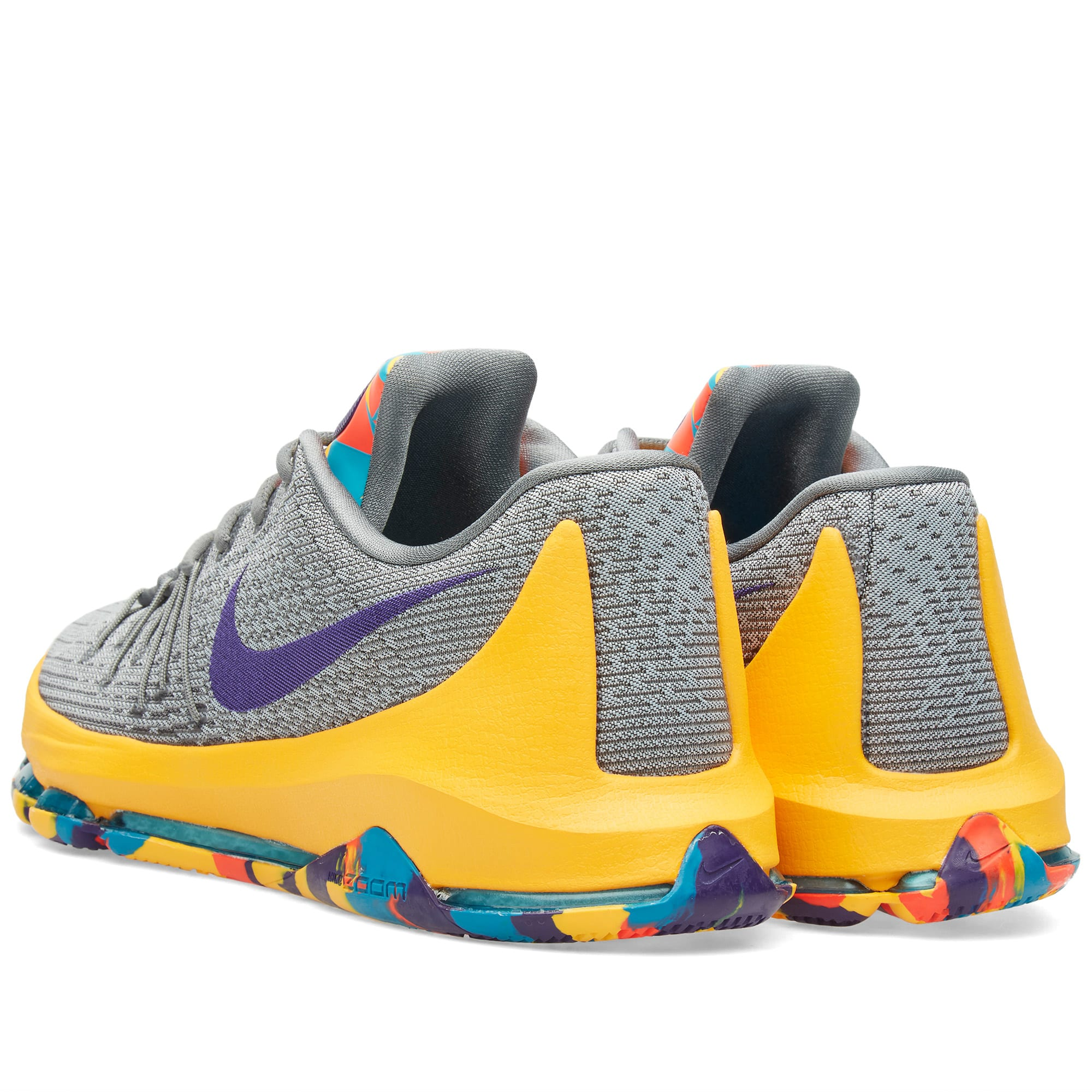 separation shoes 76f5e f9dc7 Nike KD 8  P.G. County  Wolf Grey   Court Purple   END.