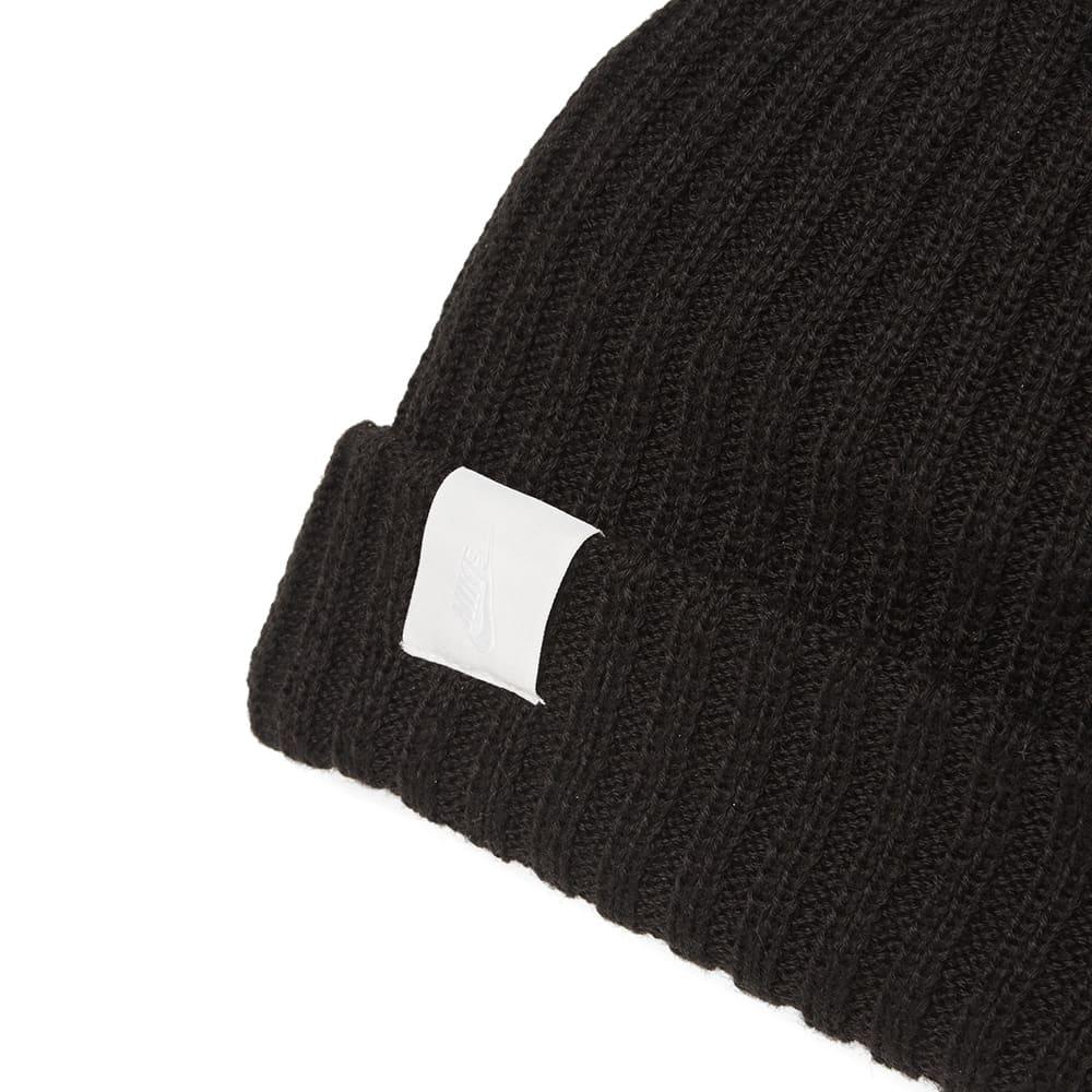 464952161500c NikeLab Essentials Beanie Black   Sail