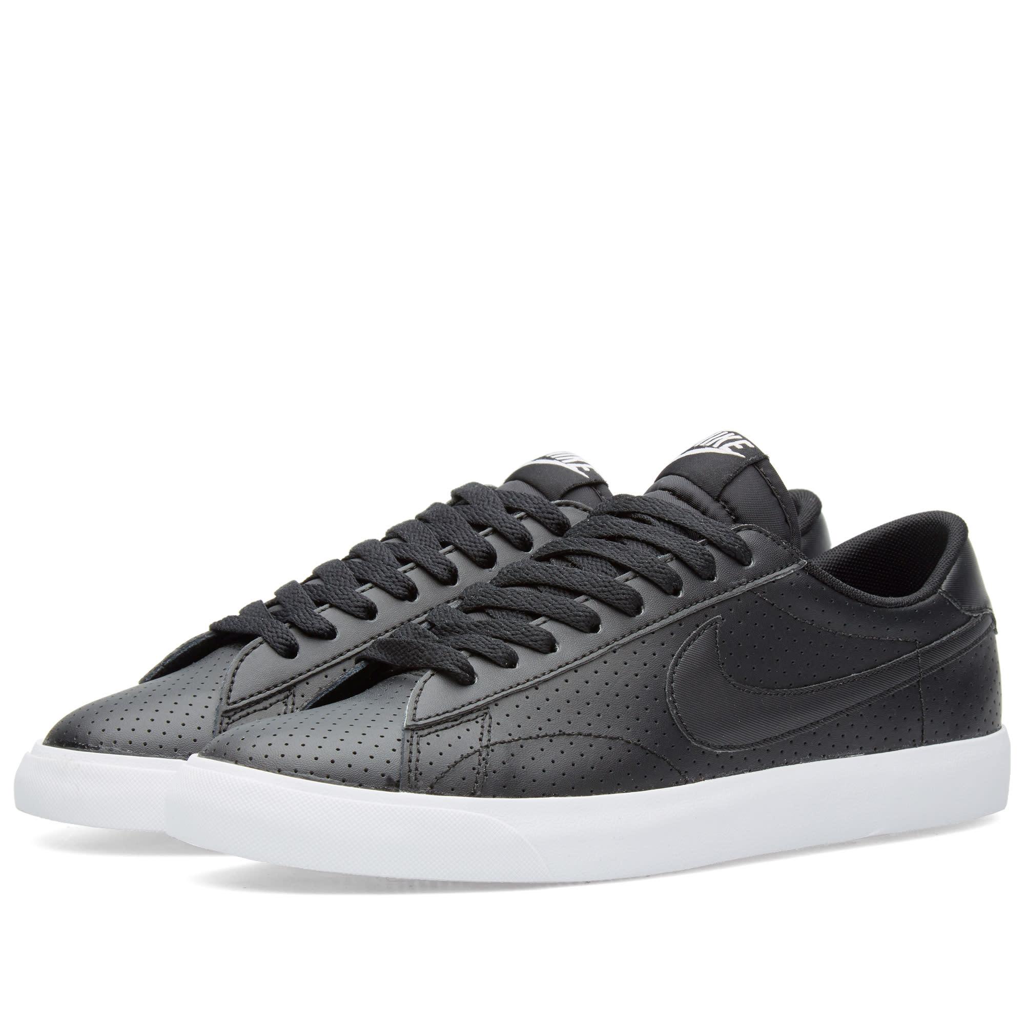 pretty nice 5524b 81ea5 Nike Tennis Classic AC Black   White   END.