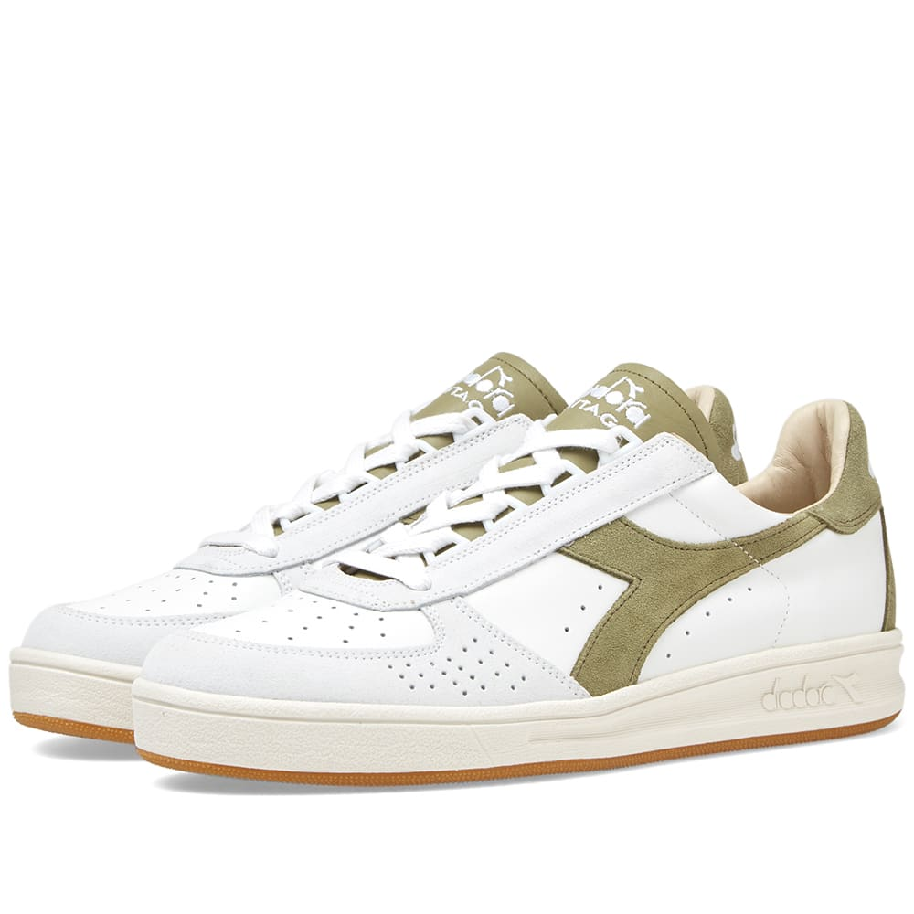 Details about Diadora Camaro Leather Casual Running Neutral Sneakers Blue Mens