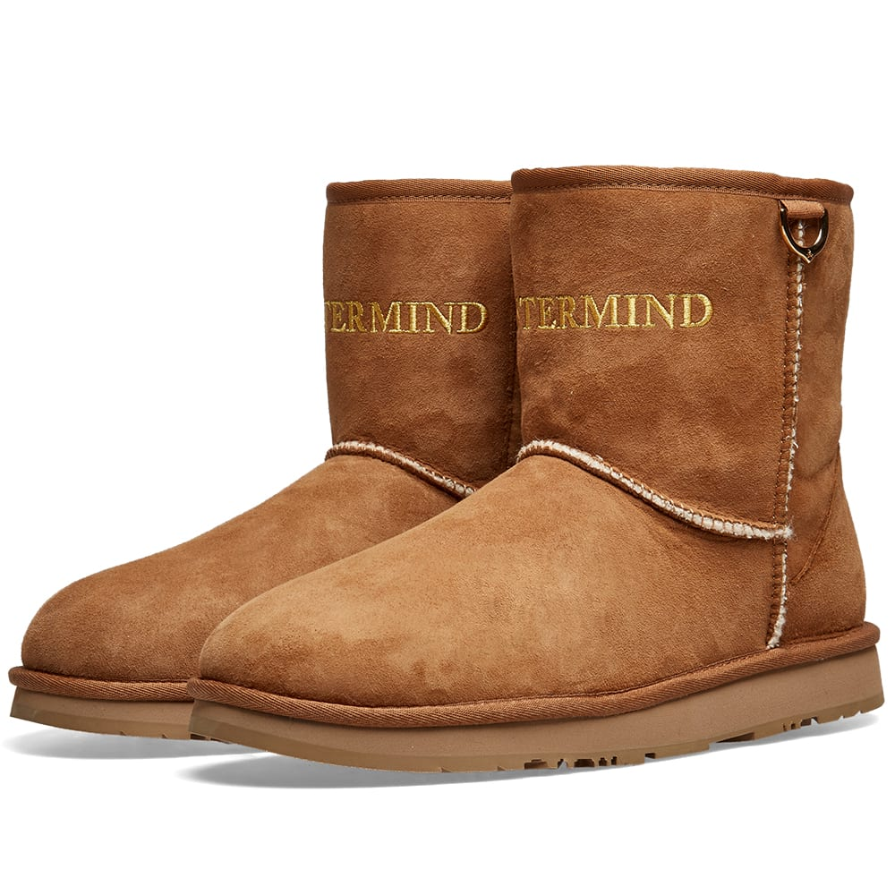 9193e9ad36c Mastermind World X Ugg Classic Mini in Brown