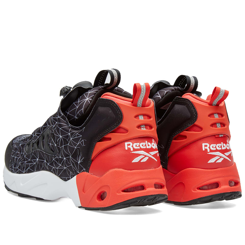 sneakers for cheap fbf90 1eb5b Reebok Instapump Fury Road  Chinese New Year  Black, Motor Red   White    END.