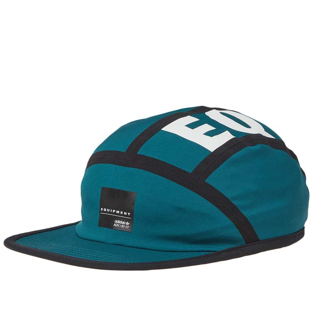 EQT 5 Panel Cap In Green CD6950 - Green adidas Originals