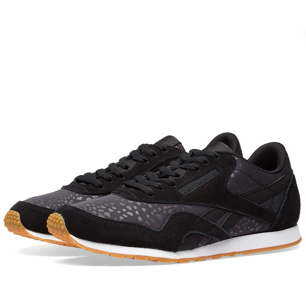 san francisco 0705f f98f9 Reebok Classic Nylon W Black, White & Gum | END.