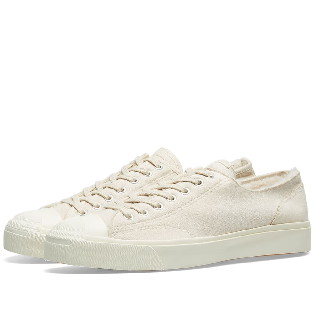 Converse x Clot Jack Purcell Ox White