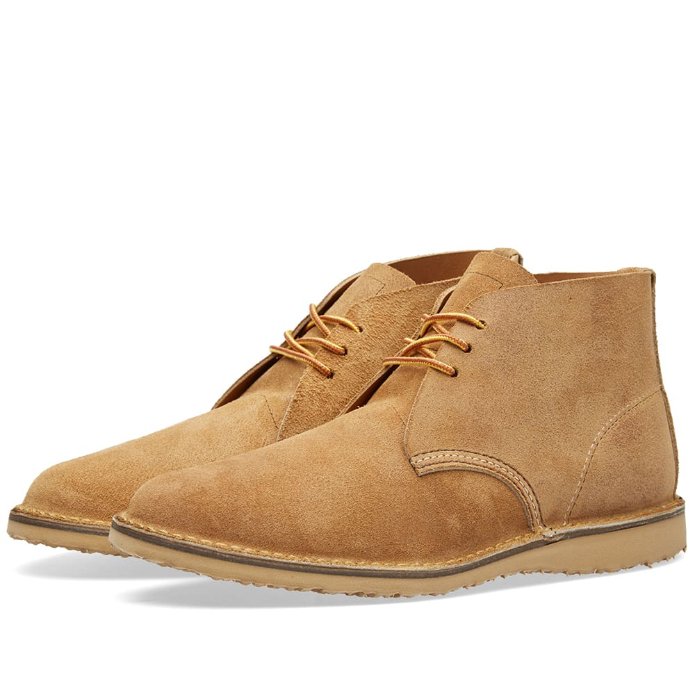 RED WING Chukka Boot in Brown
