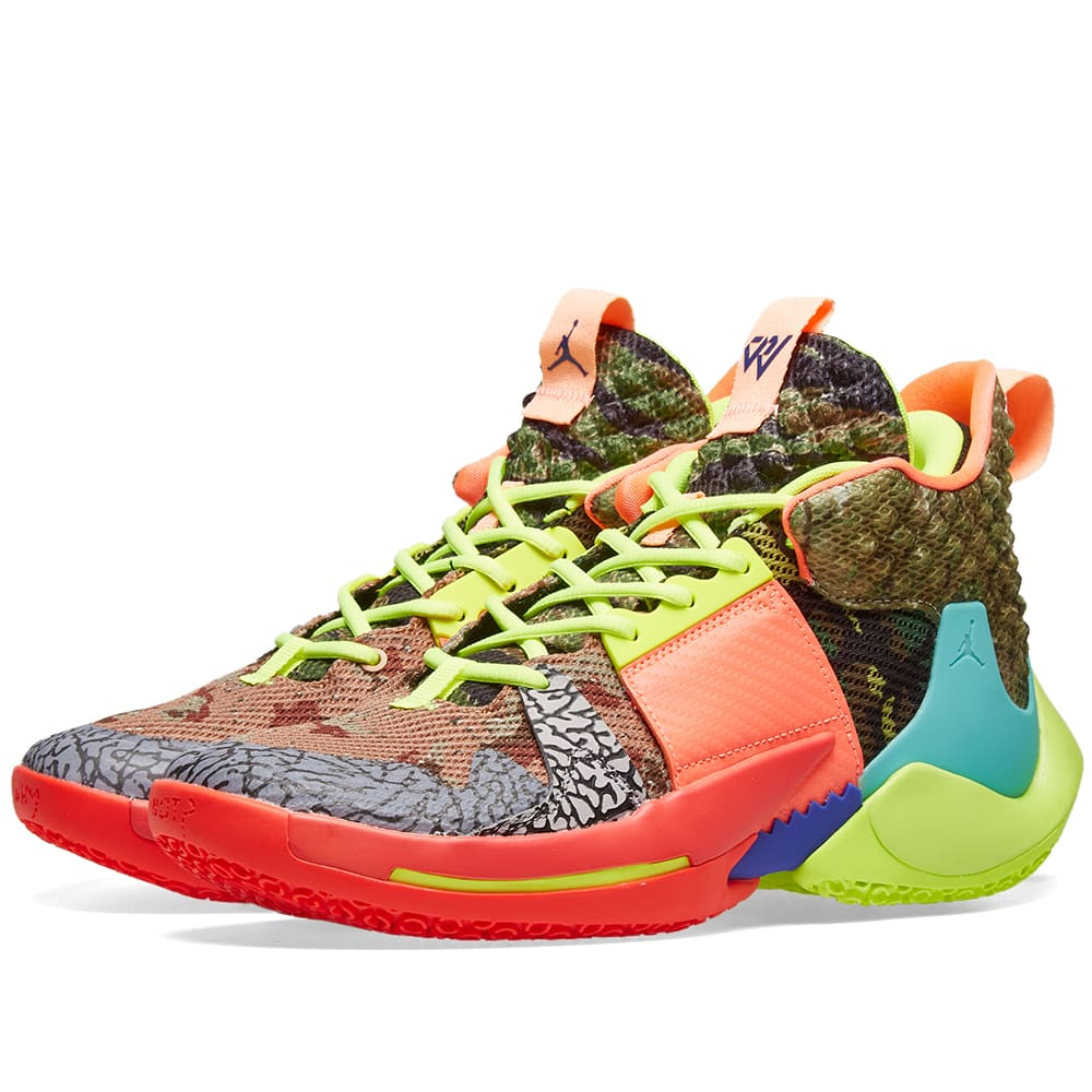 c0da37dfd814f9 Air Jordan Why Not Zer0.2 SP Camo Green