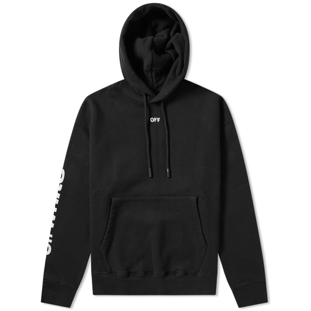 69fb63a7 Off-White Skulls Oversized Hoody Black & Multi | END.