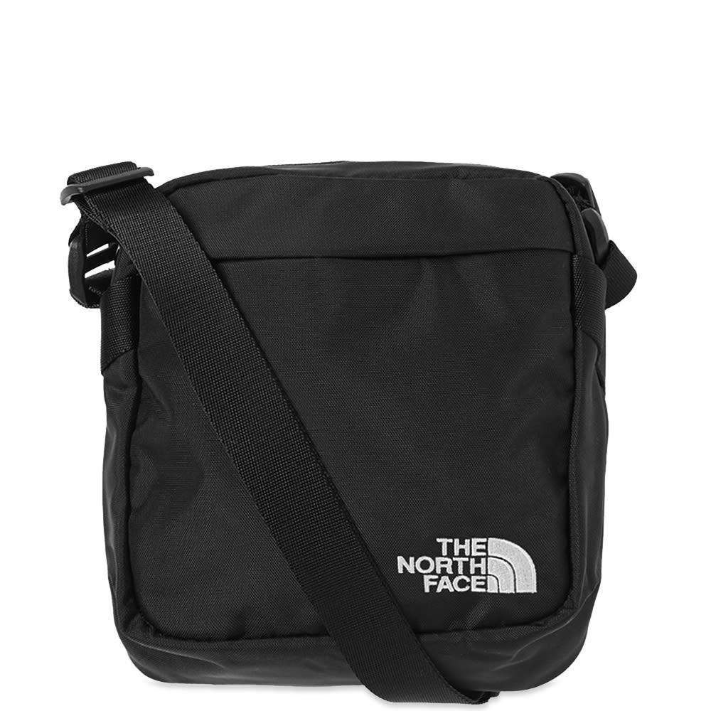 e815373df497f2 The North Face Convertible Shoulder Bag Black   High Rise Grey