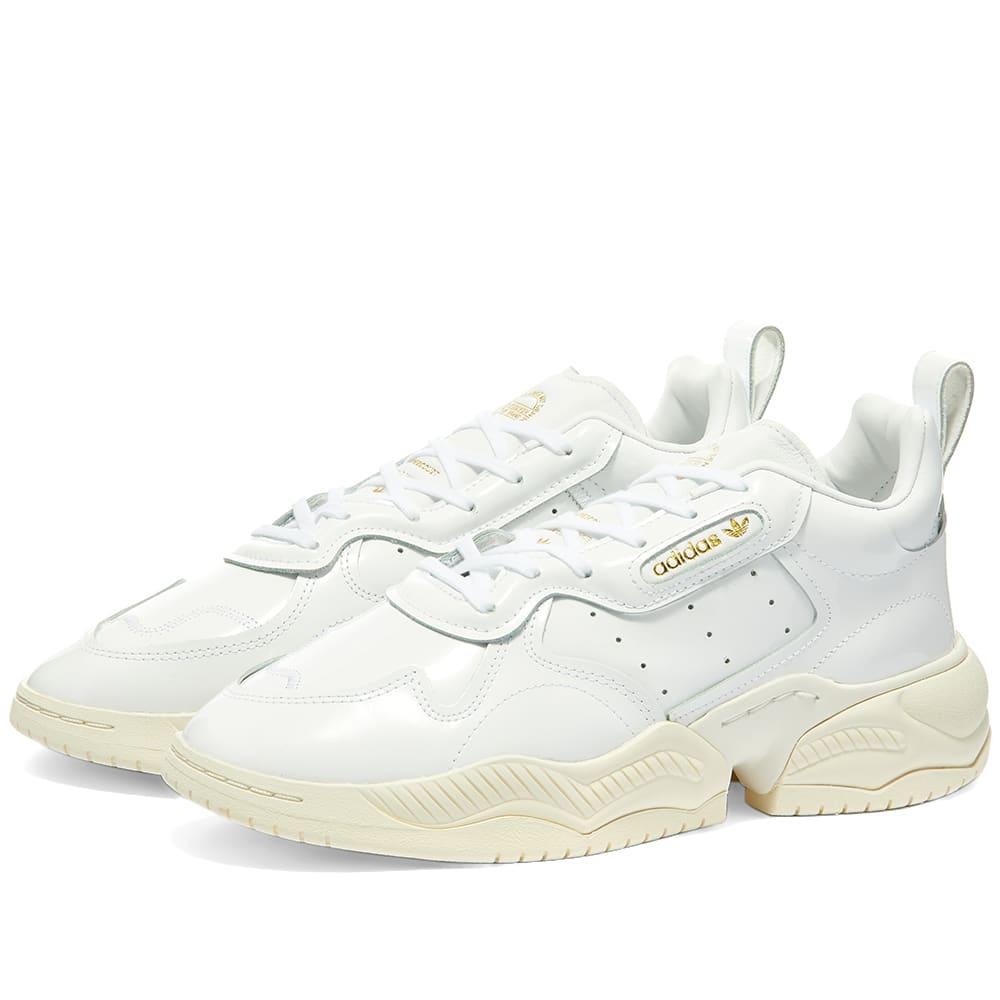 Adidas Supercourt RX W White \u0026 Off