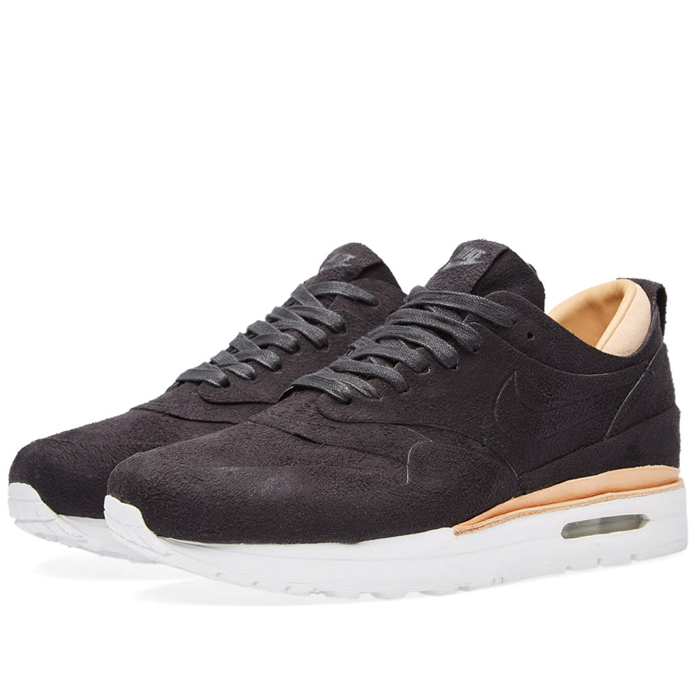 buy popular c0562 34236 Nike Air Max 1 Royal Black   END.