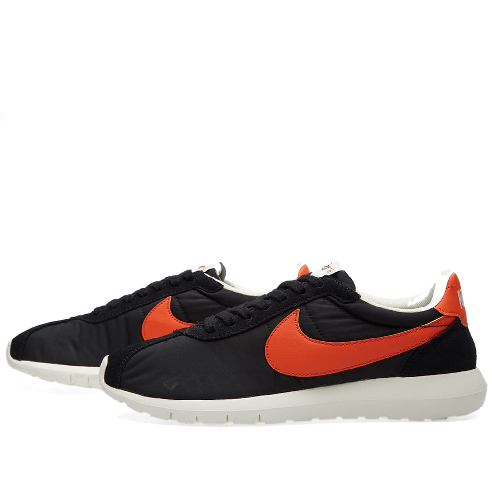 the best attitude 61959 7e806 Nike Roshe LD-1000 Black   Team Orange   END.