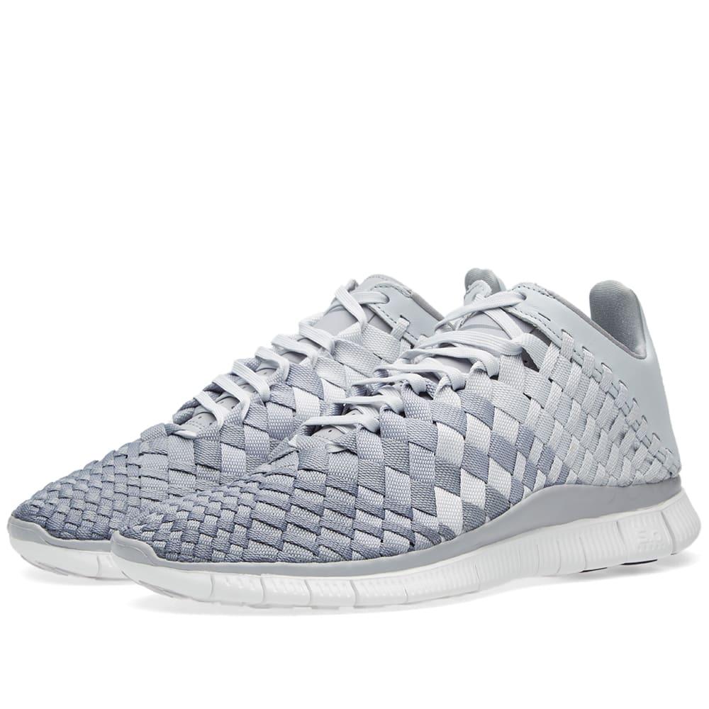 e9928007b015 Nike W Free Inneva Woven Pure Platinum   Wolf Grey