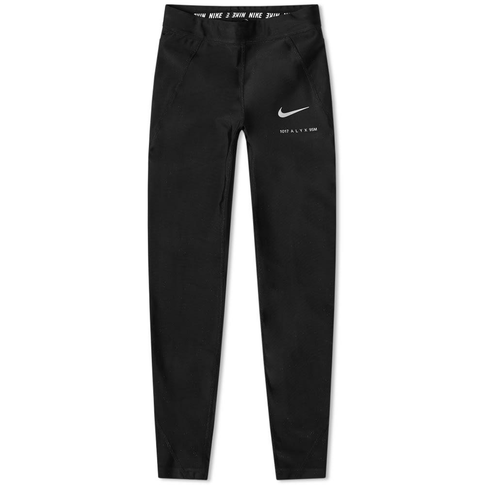 4b19704752368b 1017 ALYX 9SM x Nike Training Leggings W Black   END.