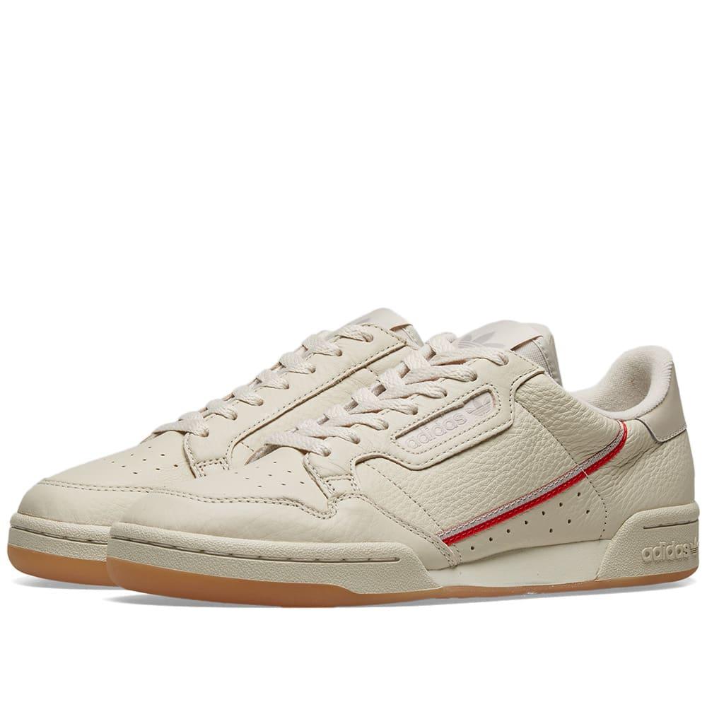Adidas Continental 80 Clear Brown