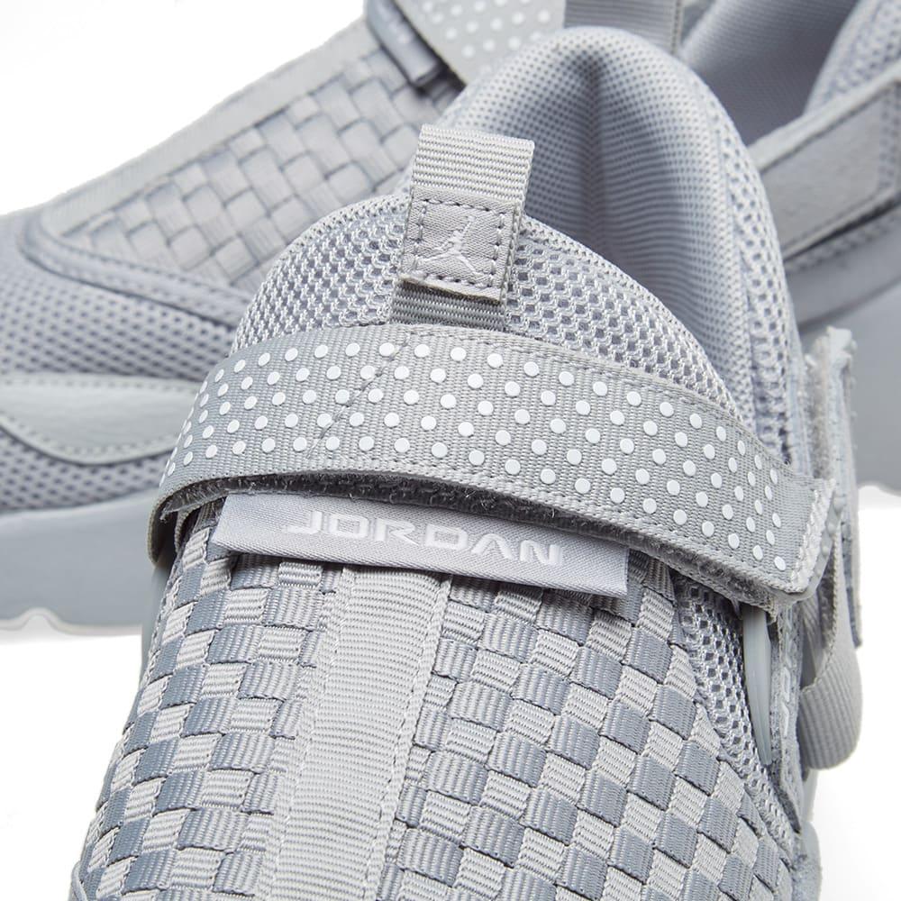timeless design a9a2d a806d Nike Air Jordan Trunner LX Wolf Grey   White   END.