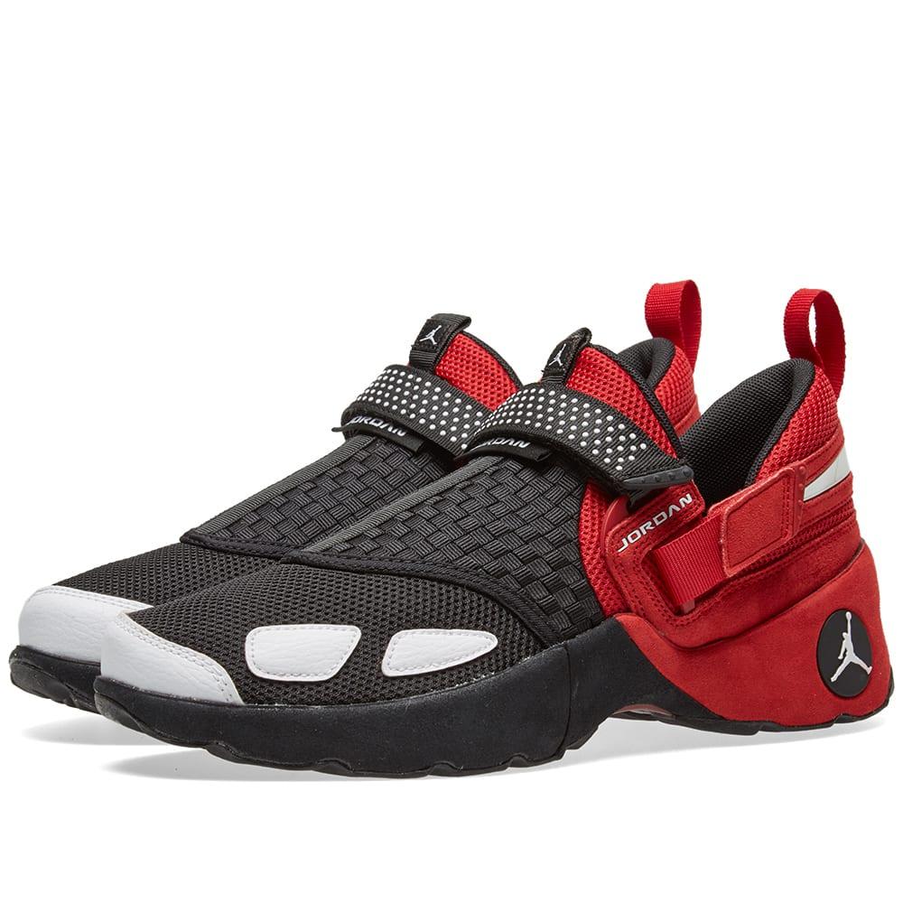 75086a64e76c17 Nike Air Jordan Trunner LX OG Black