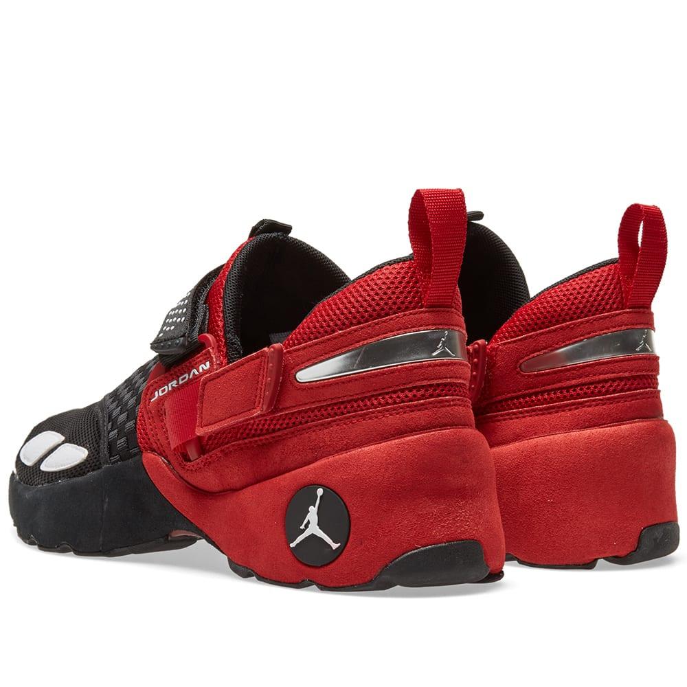 online store 4470d 28213 Nike Air Jordan Trunner LX OG Black, White   Gym Red   END.