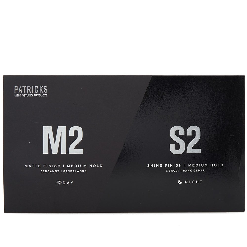 PATRICKS Patricks Day & Night Styling Gift Box in Black