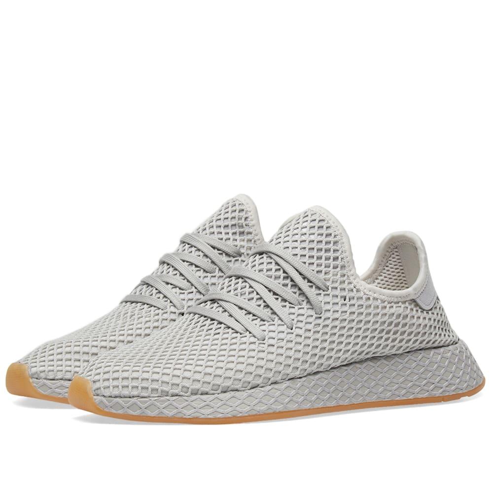f599be838 Adidas Deerupt Runner Grey Three