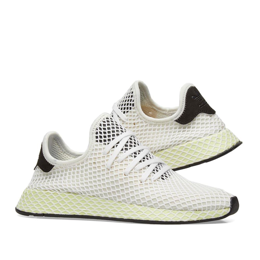 Adidas Deerupt Runner Chalk White