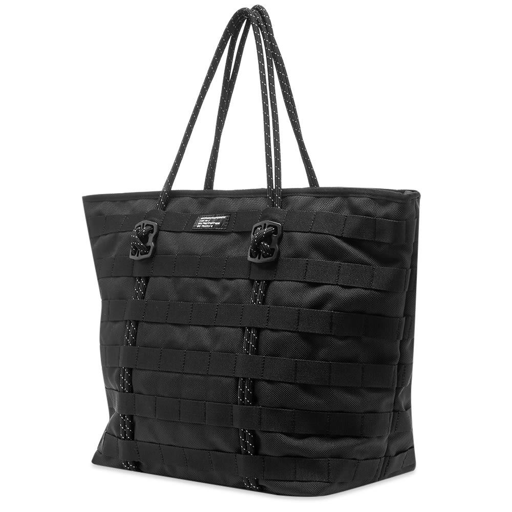 2e838f6b0c056 Nike Air Force 1 Tote Bag Black | END.
