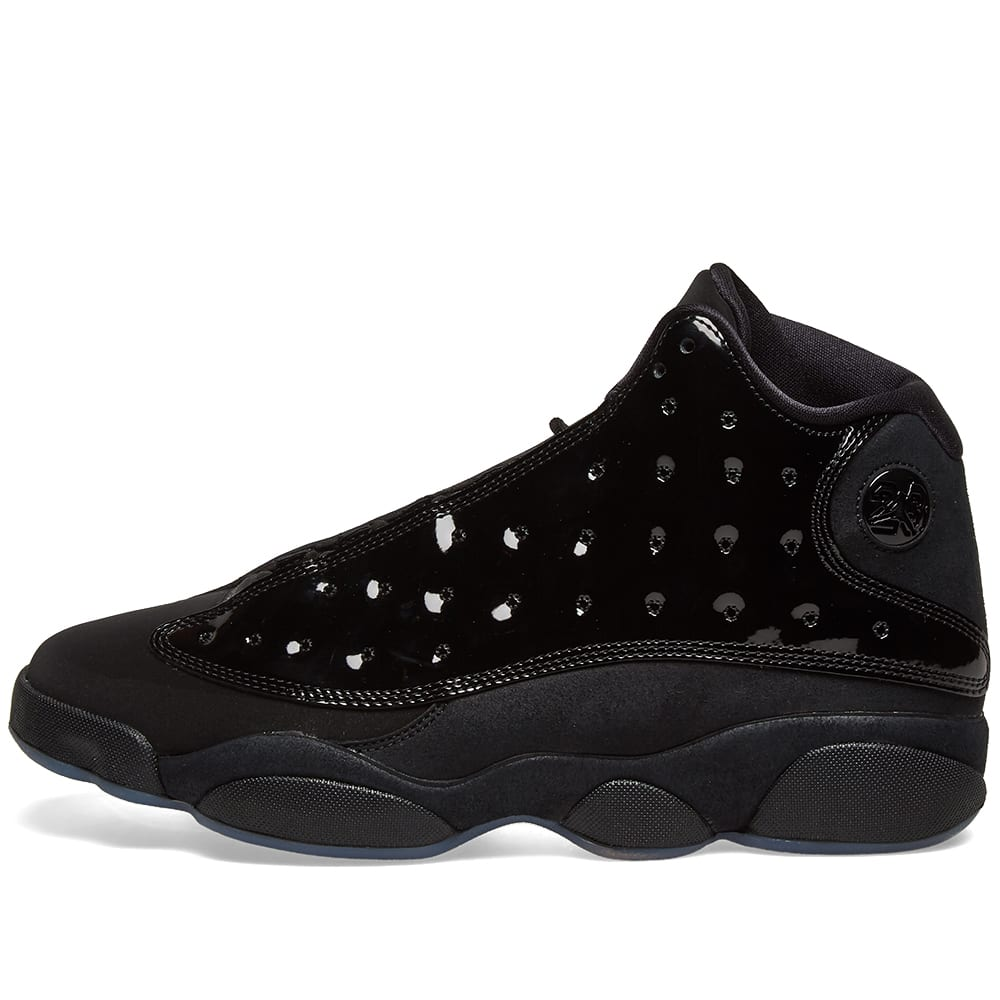 0034e0ee9c45 Nike Air Jordan 13 Retro Black   Black