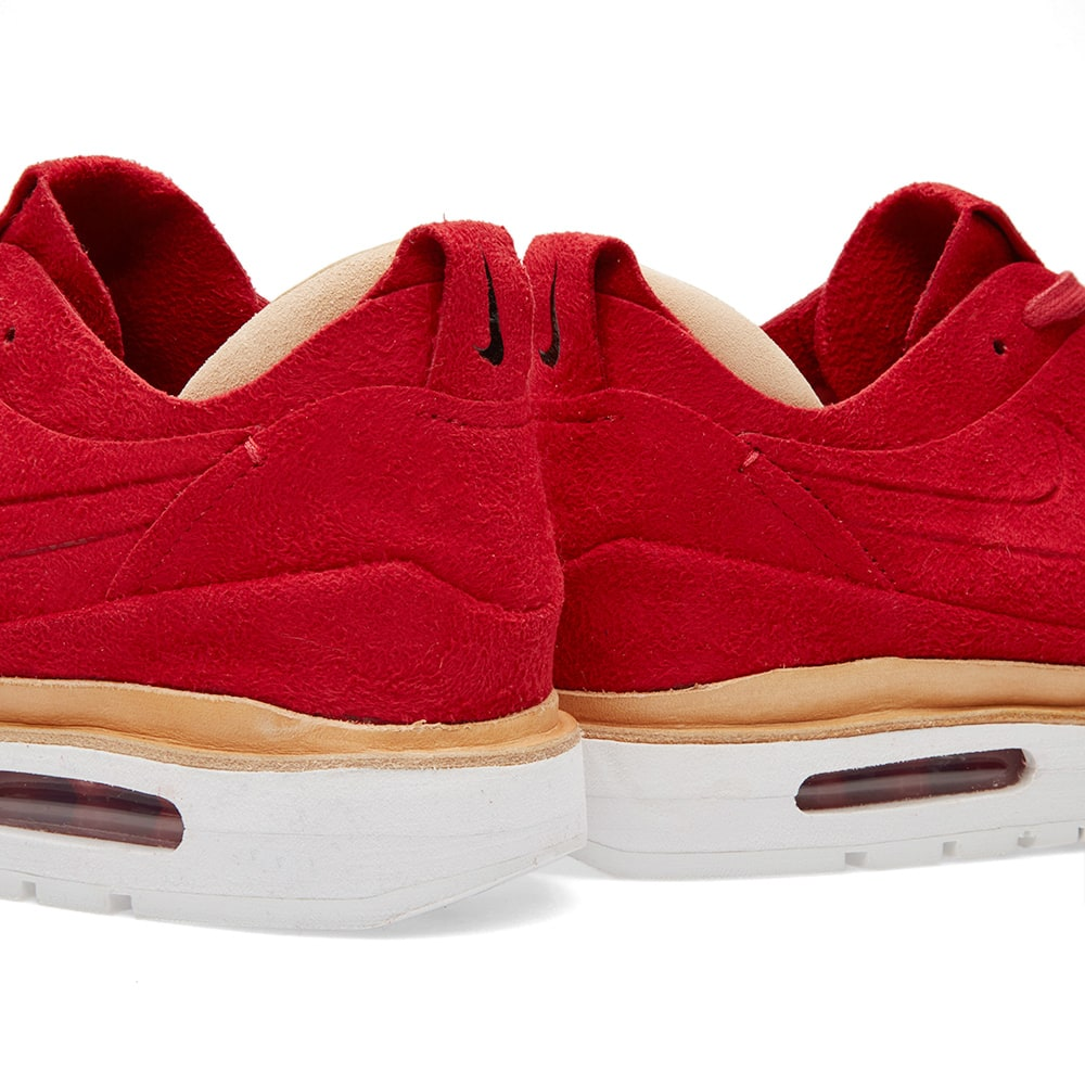 reputable site db147 b2921 Nike Air Max 1 Royal Gym Red   Summit White   END.