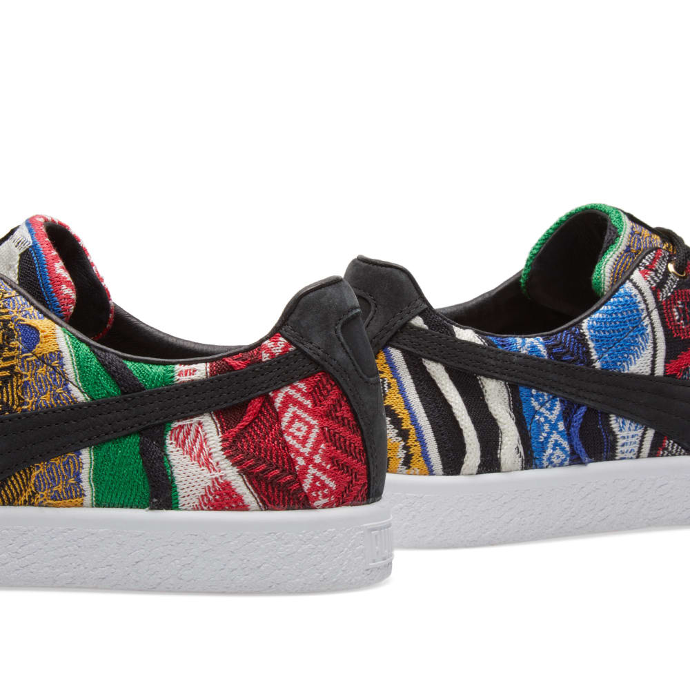 newest collection a3c0f 7ae1f Puma x Coogi Clyde