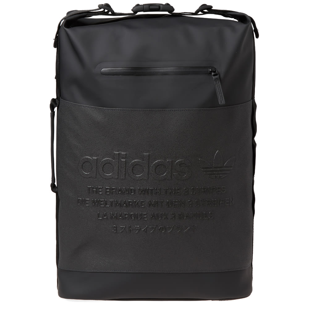 Adidas NMD Backpack Black | END.