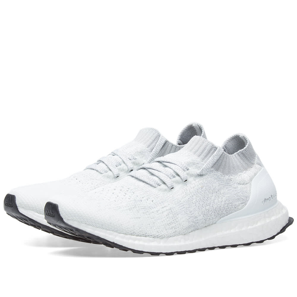 a6c101212a962 Adidas Ultra Boost Uncaged White   Core Black