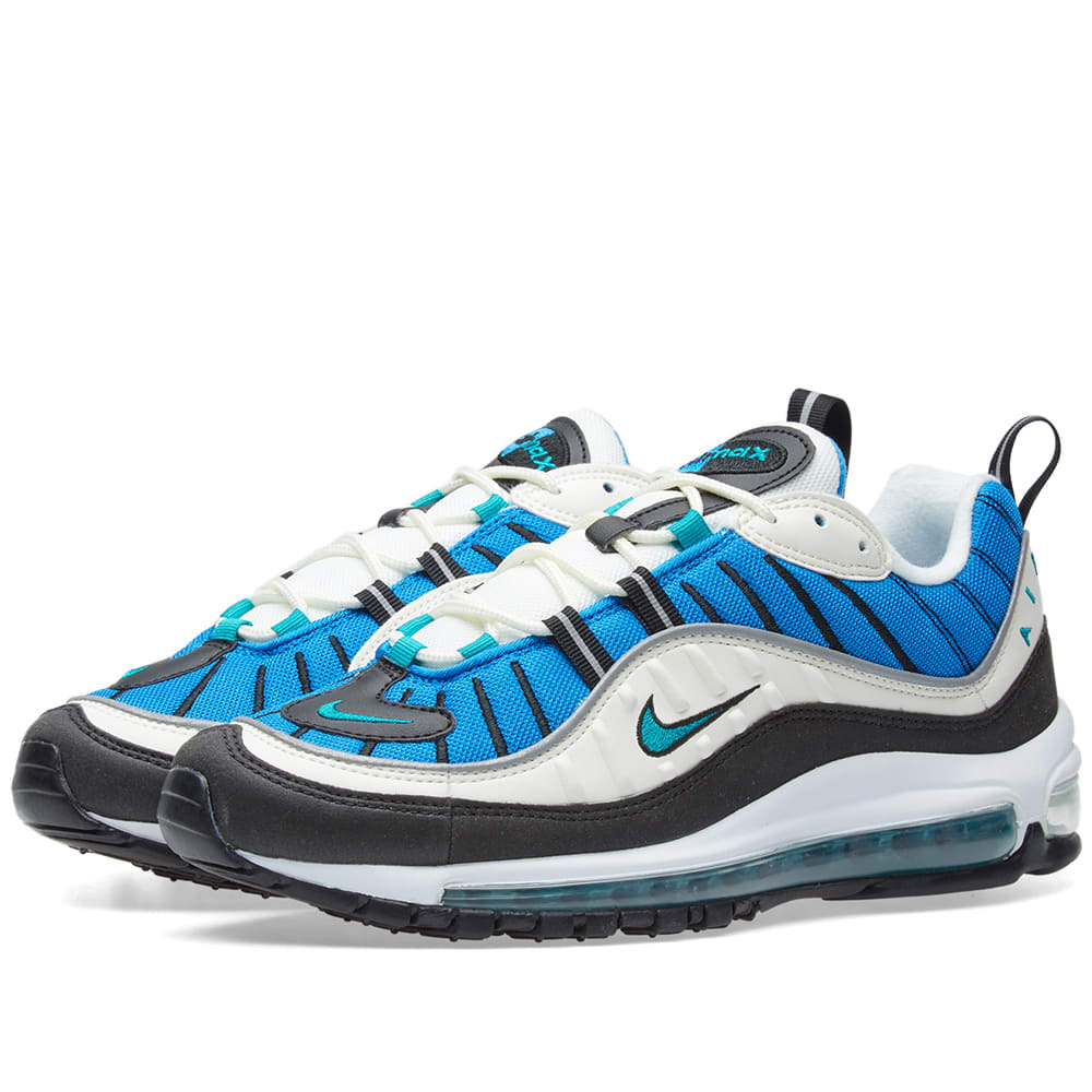 Where To Buy: Nike Air Max 98 Radiant Emerald
