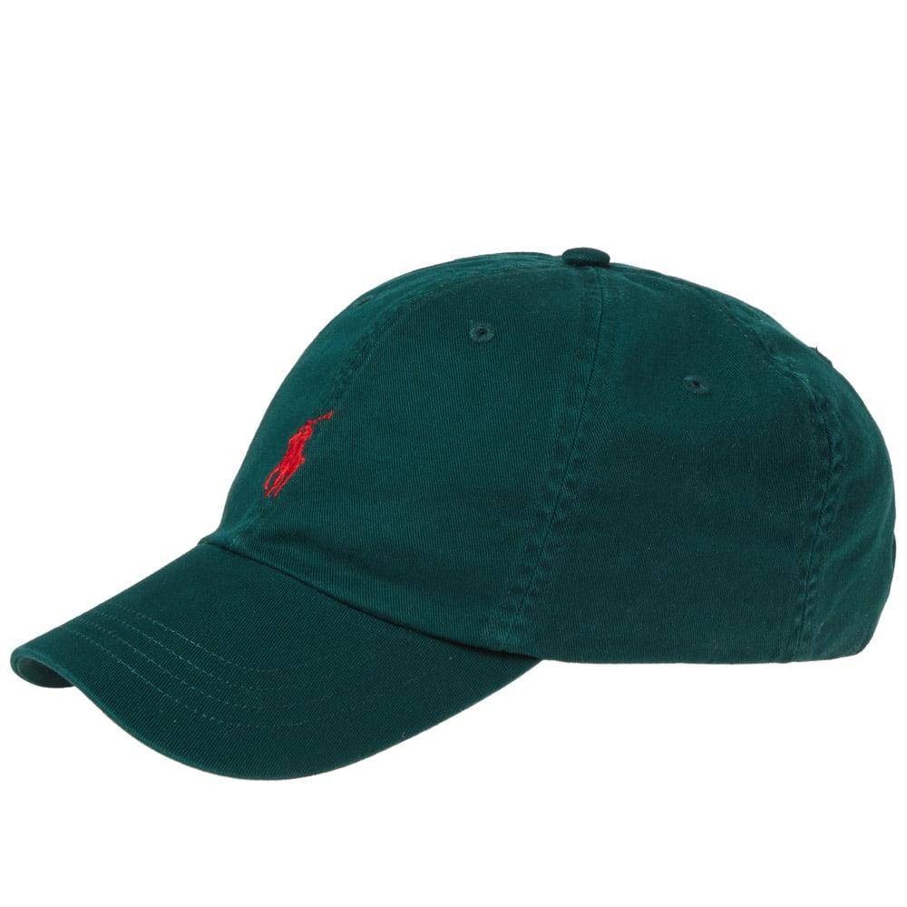 Polo Ralph Lauren Classic Baseball Cap In Green  c7f7e49dfe47