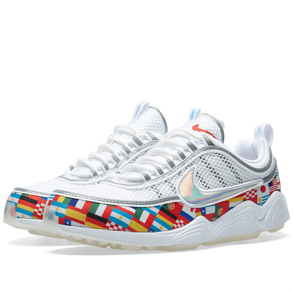 241ab792293b Nike Air Zoom Spiridon 16  NIC White   Multi