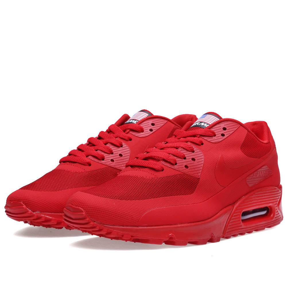 298bd699fbd7 Nike Air Max 90 HYP QS  Independence Day  Sport Red