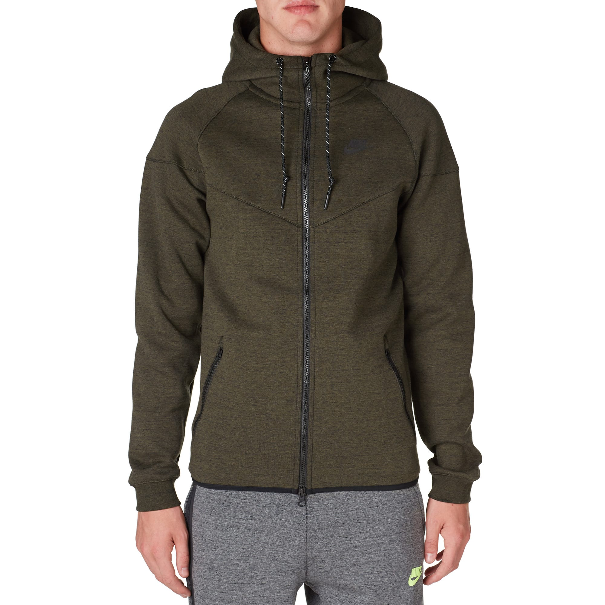 nike tech fleece windrunner cargo khaki black. Black Bedroom Furniture Sets. Home Design Ideas