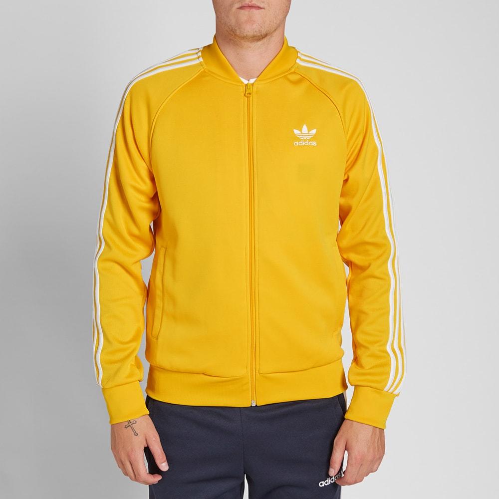 best website 17a02 25cc2 Adidas Superstar Track Top