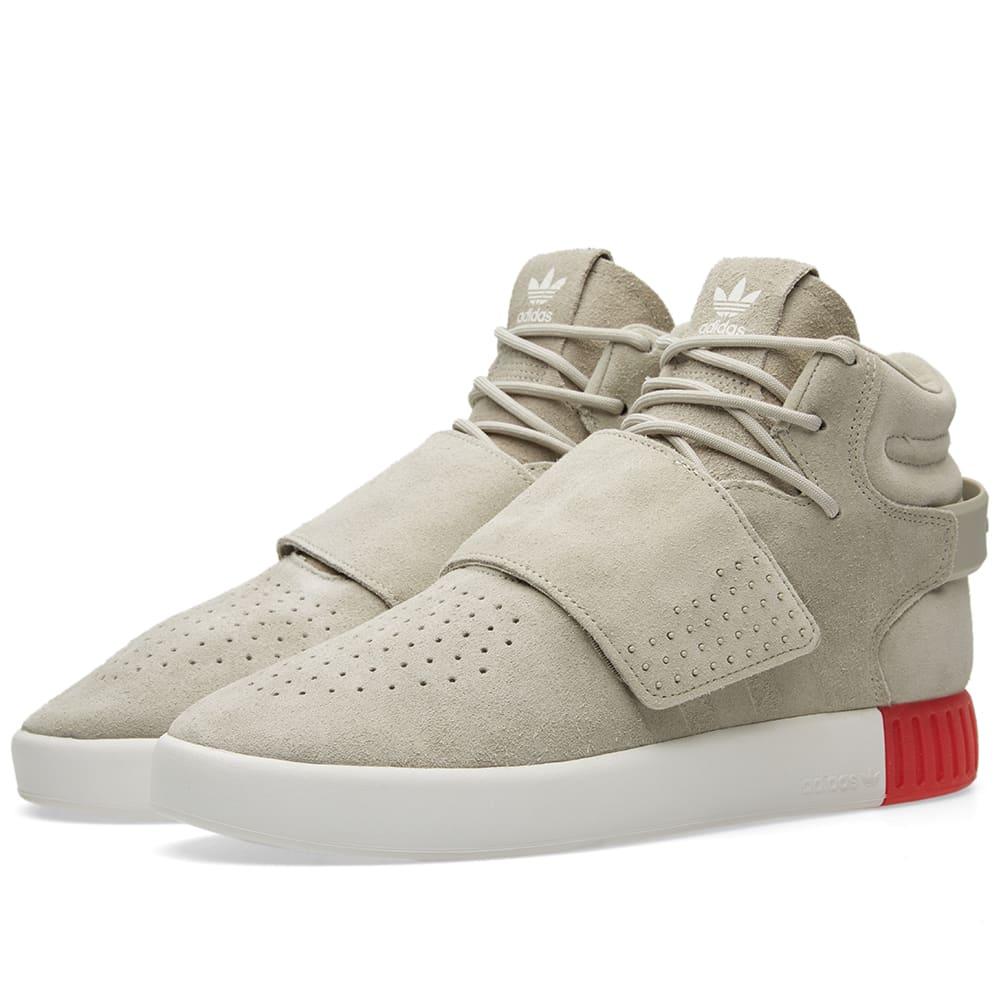 best sneakers 81b1a eca15 Adidas Tubular Invader Strap