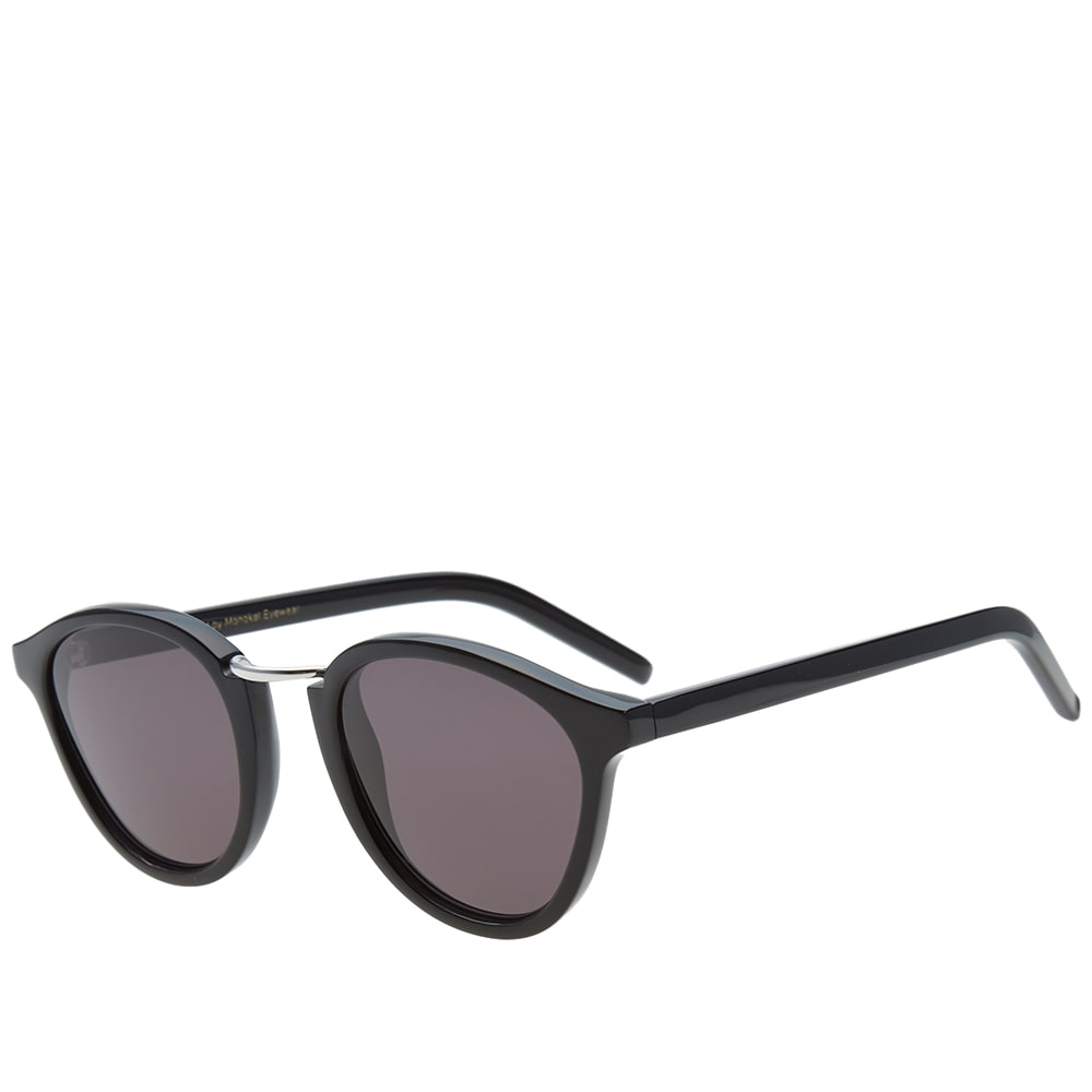 MONOKEL Monokel Nalta Sunglasses in Black