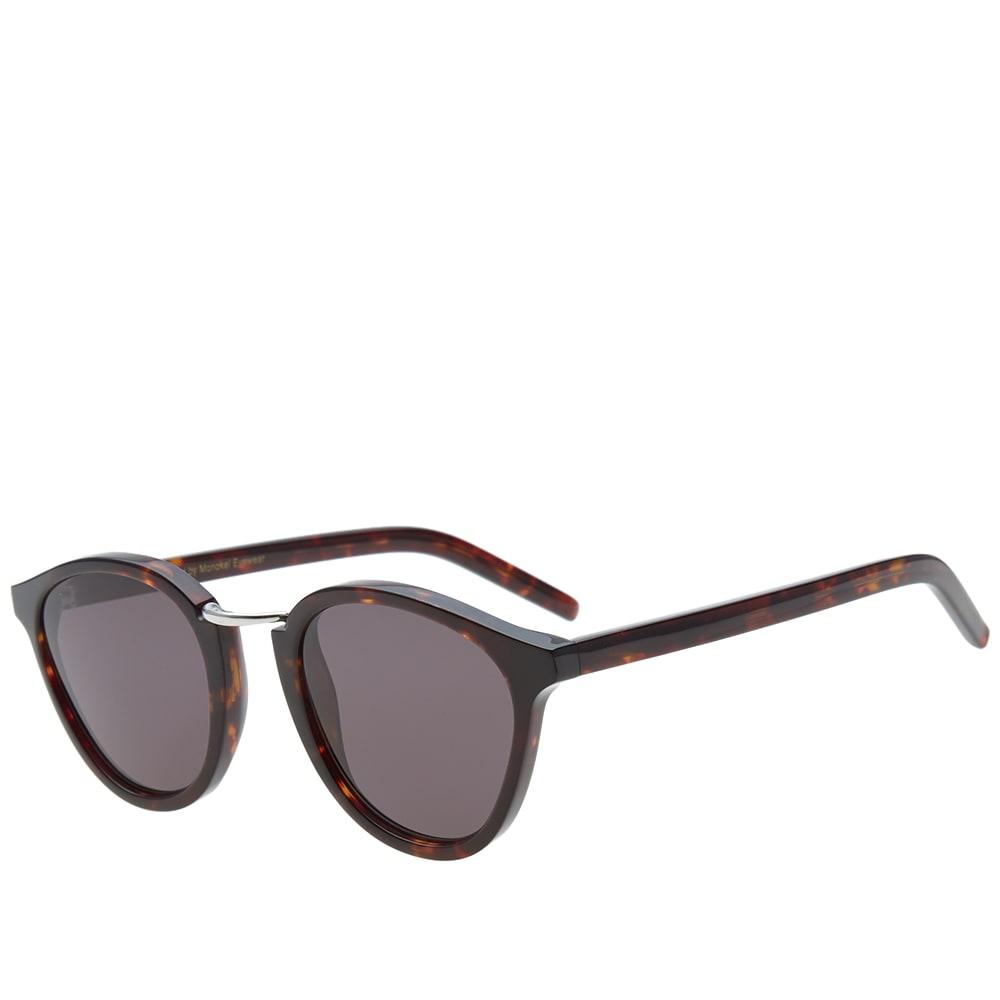 MONOKEL Monokel Nalta Sunglasses in Brown