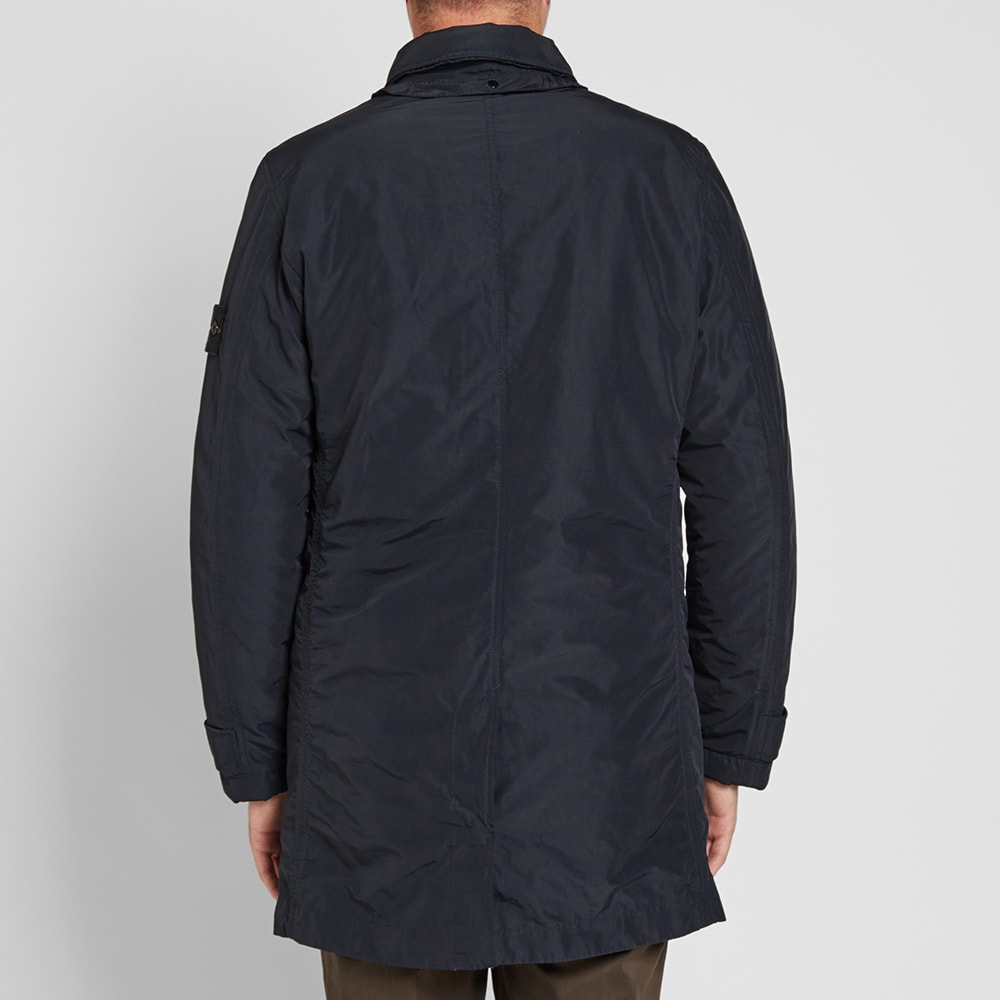 on sale online the latest save up to 60% Stone Island Micro Reps Insulated Trench Coat